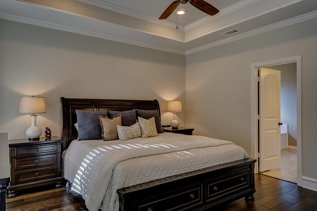 Bedroom, Real Estate, Interior Design, Architecture