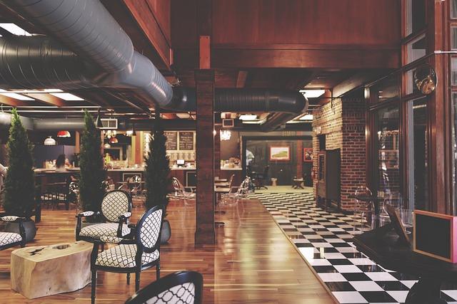 Restaurant, Furniture, Interiors, Interior Design