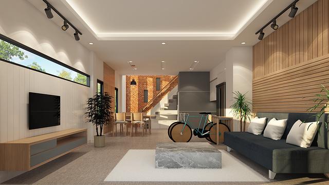Interior, Interior Design, Interior Modern Design