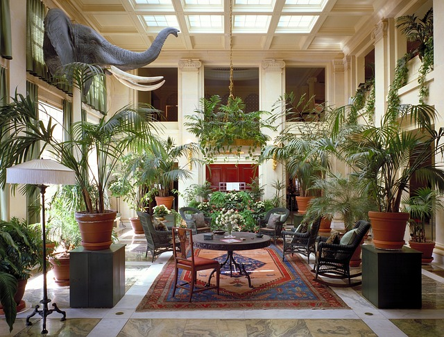 George Eastman House, New York, Interior, Luxurious
