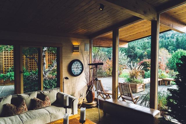 House, Home, Residence, Interior, Living, Room, Sofa