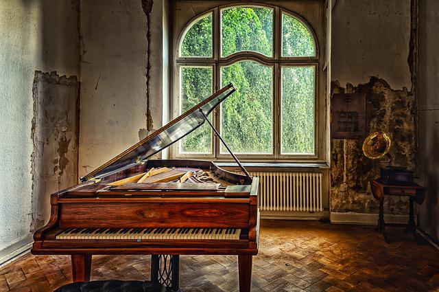 Villa, Space, Room, Architecture, House, Old, Interior