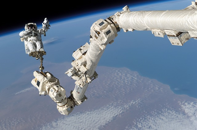 Astronaut, International Space Station, Space Walk