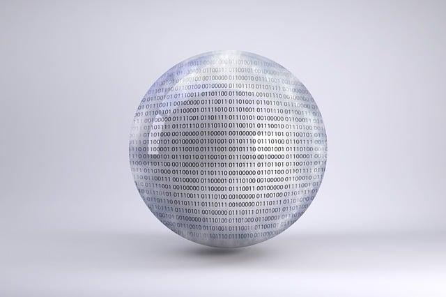 Code, 3d, Sphere, Technology, Hacking, Internet, Data