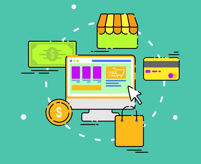 Shopping, Shopping Online, Sale, Internet, E-commerce