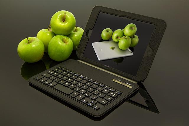 Apple Ipad, Tablet, Internet, Communication, Web