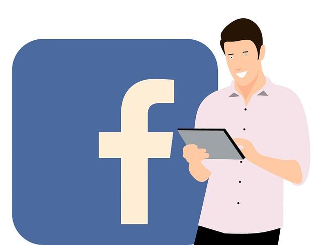Facebook, Application, Internet, Social Media, Tablet
