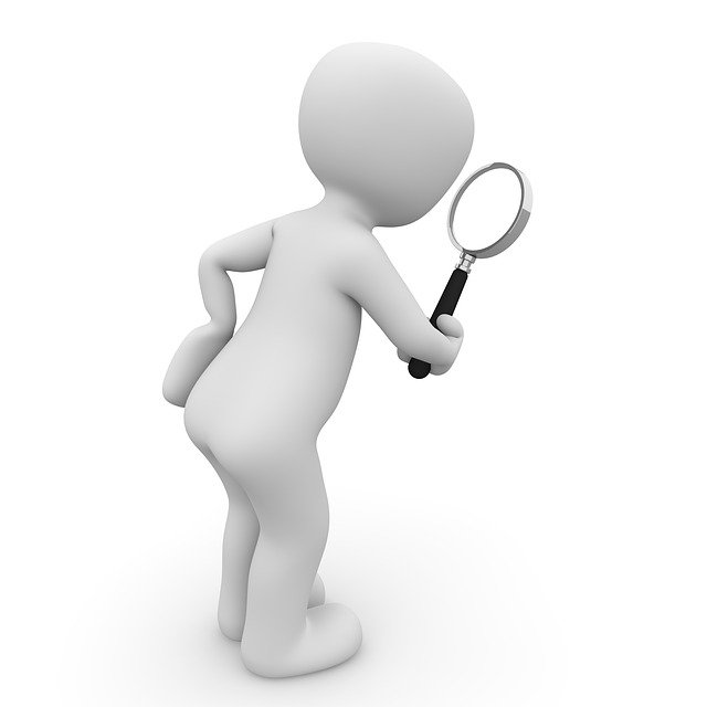 Search, To Find, Internet, Magnifying Glass, Cache