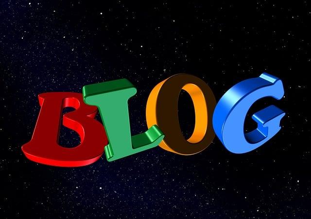 Blog, Letters, Word, Font, Internet, Leave, Blogger