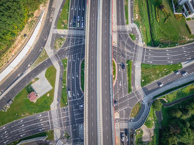 The Intersection, Way, Investment, Roundabout, Traffic