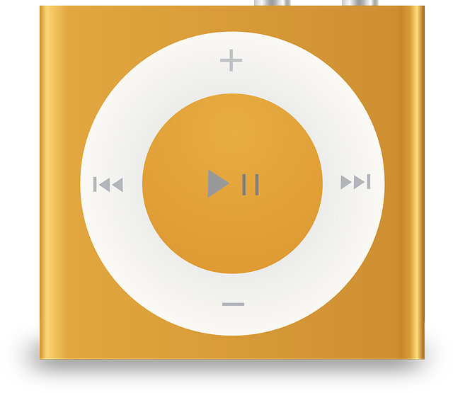 Apple, Ipod, Shuffle, Mp3 Player, Audio, Music Player