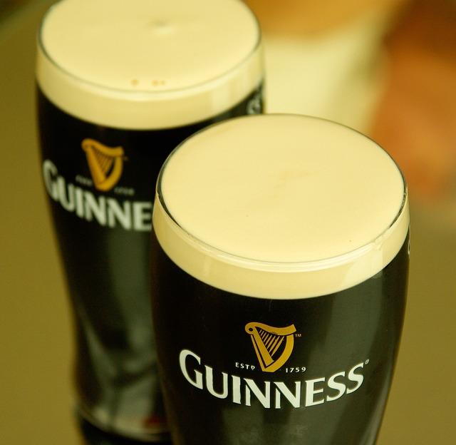 Ireland, Guinness, Beer, Brewery, Foam