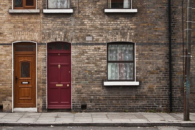 Dublin, Home, House, Ireland, Europe, Architecture