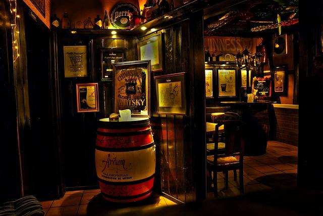 Pub, Guinness, Ireland, Kilkenny, Whiskey