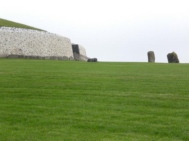 Religion, Architecture, Newgrange, Ireland, Cult
