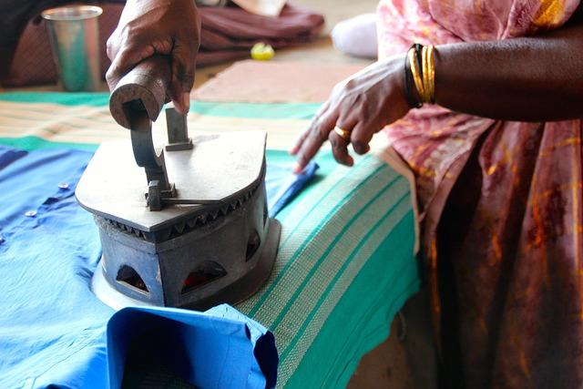 Iron, Technology, Wash, House Work, Budget, Hygiene