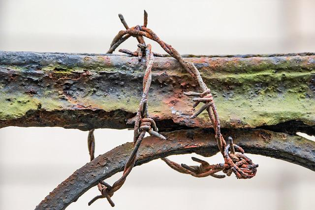 Rusty, Iron, Structure, Weathered, Rust, Rusted, Metal