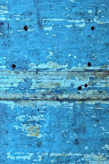 Wood, Iron, Color, Texture, Rust, Shadows, Paint