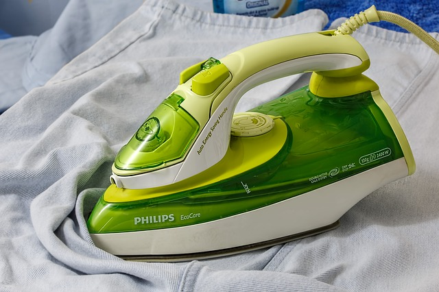 Ironing, Iron, Press, Clothing, Clothes, Housework