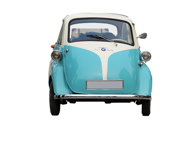 Traffic, Vehicle, Auto, Oldtimer, Isolated, Bmw, Isetta