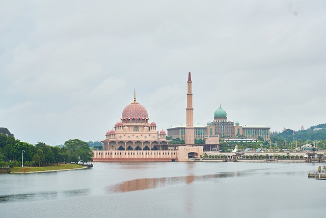 Cami, Asian, Malaysia, River, Islam, Worship, Landscape