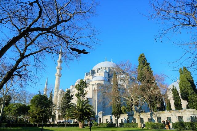Cami, Religion, Islam, Minaret, Istanbul, Travel, City