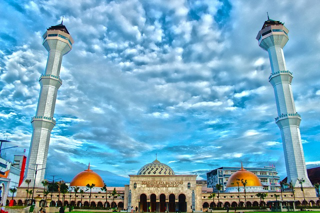 Great Mosque, The Mosque, Islam, Bandung, Architecture