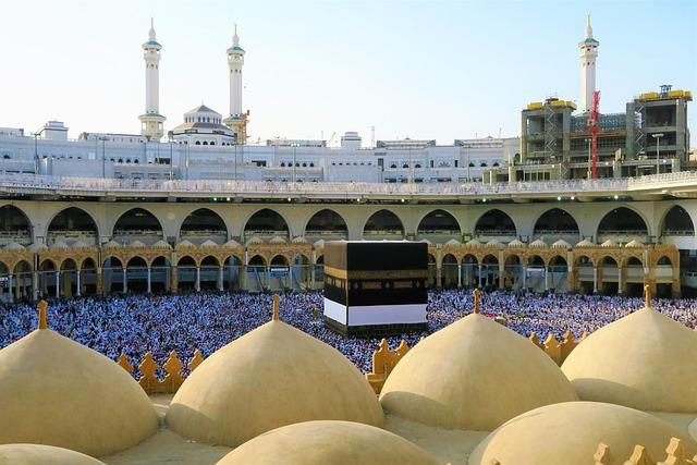 Kaaba, Mecca, Islam, The Pilgrim's Guide, Religion