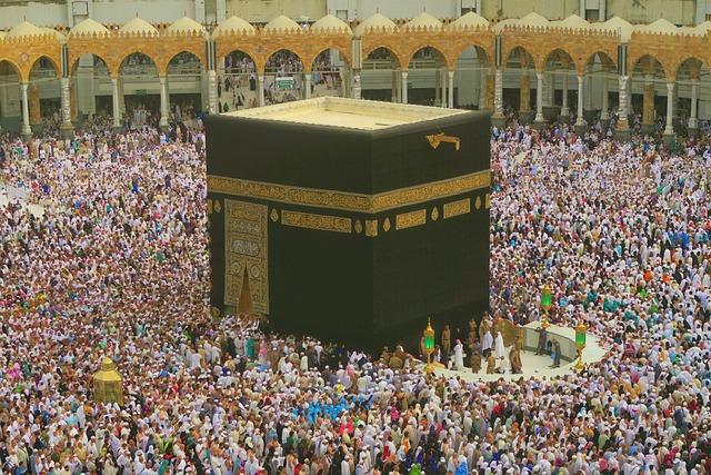 Kaaba, Islam, The Pilgrim's Guide, Religion, Mecca