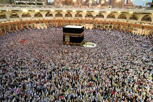 The Pilgrim's Guide, Religion, Islam, Mecca, Travel