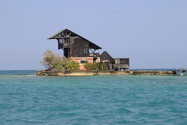 Rosario Islands, Cartagena, Colombia, Beach, Island