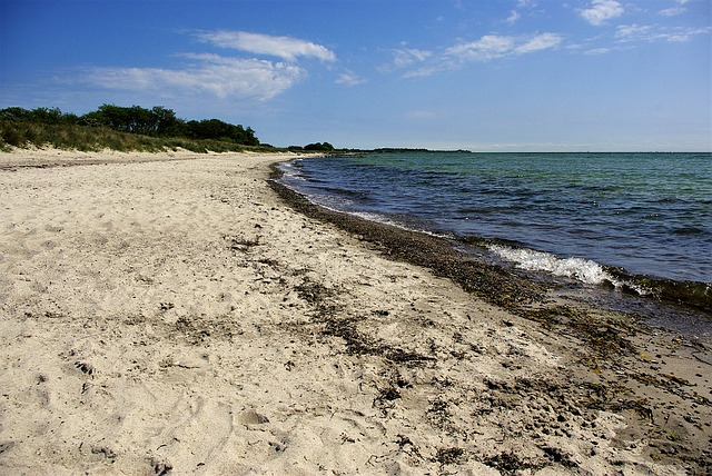 Fehmarn, Island, Beach, Sea, Baltic Sea, Island Fehmarn