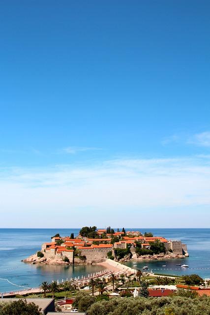 Montenegro, Island, Mediterranean