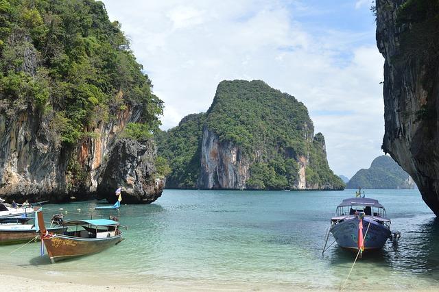 Phi Phi Island, Island, Sea