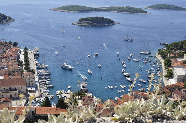 Hvar, Dalmatia, Island, Summer, Holiday, Sea