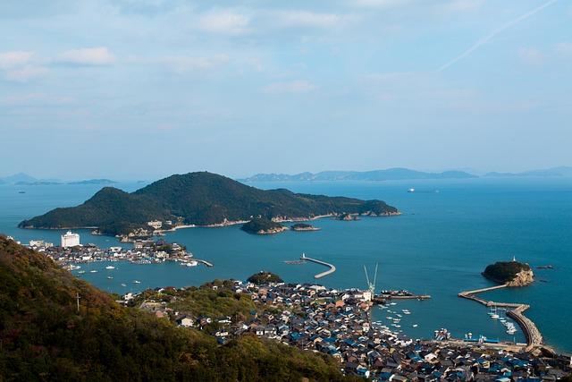 Coast, Sea, Waters, Journey, Landscape, Bay, Island