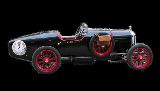 Oldtimer, Automotive, Amilcar, Isolated, Classic, Auto