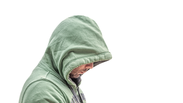 Isolated, Transparent, Man, Hood, Beard, Wallpaper