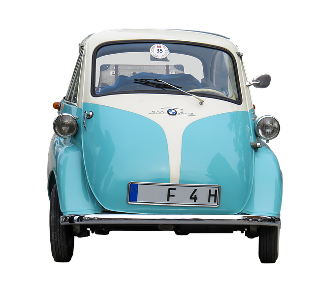 Oldtimer, Bmw, Isetta, Isolated, Classic, Rarity, Old