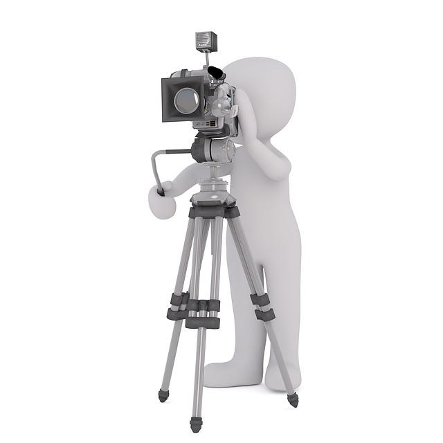 Video Graf, White Male, 3d Model, Isolated, 3d, Model