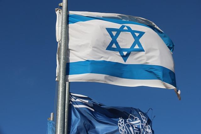 Flag, Israel, National, Symbol, Jewish, Independence