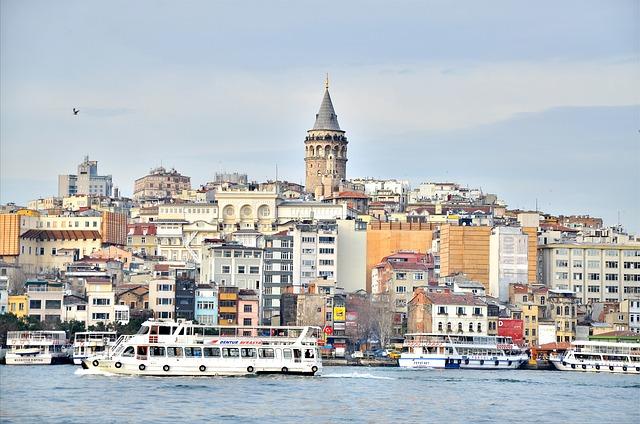 Galata, Istanbul, Turkey, Tower