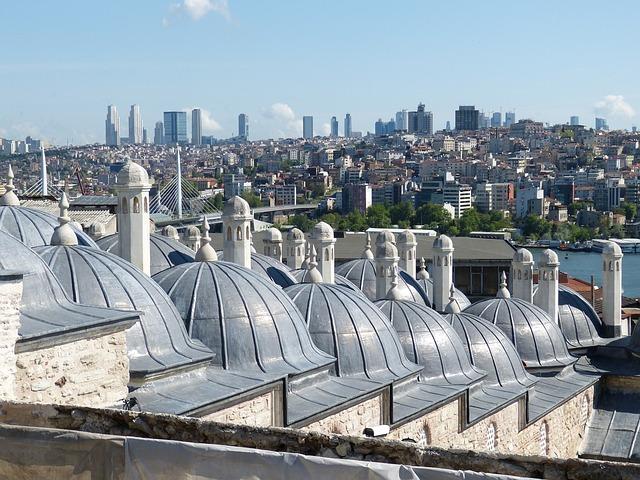 Istanbul, Turkey, Mosque, Islam, Prayer, Süleymaniye