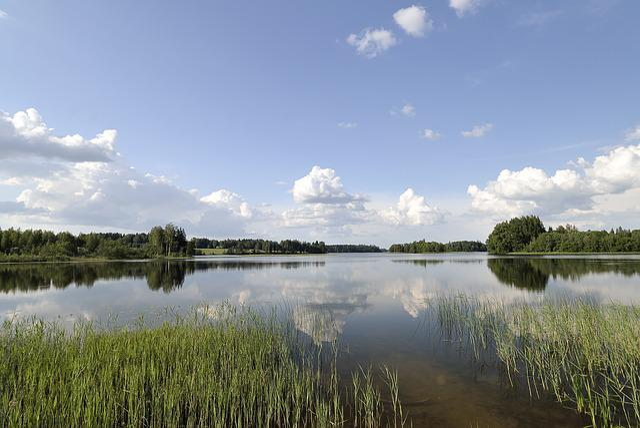 Baltic States, Estonia, It Is Most Impressive, Waters