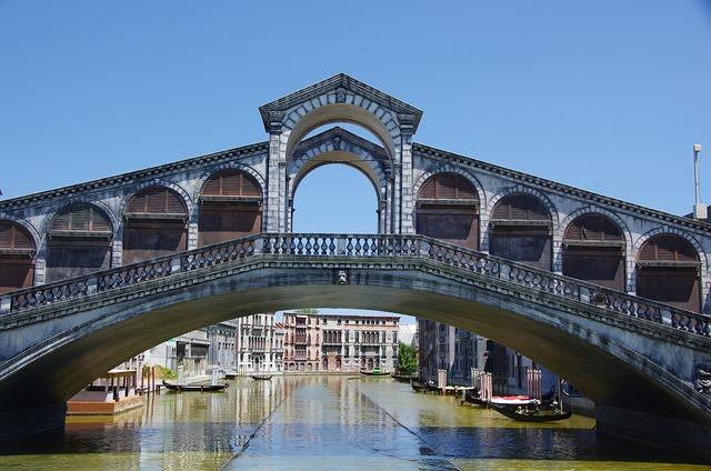 Italia In Miniatura, Italy, Rimini, Small Venice