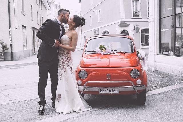 Wedding, Pair, Wedding Dress, Italian, Marry, Love