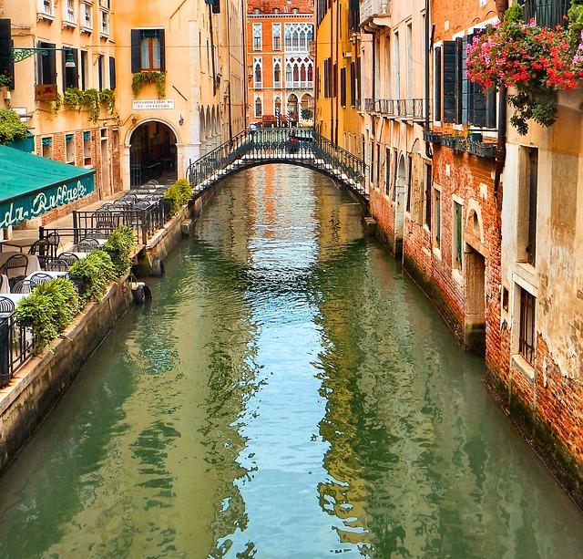 Venice, Italy, Travel, Water, Italian, Tourism, Europe