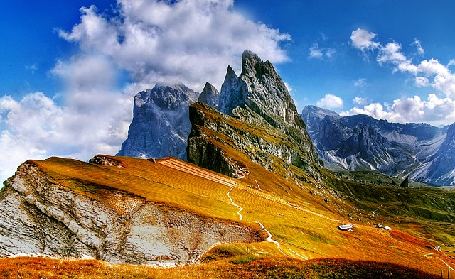Dolomites, Mountains, South Tyrol, Alpine, Italy