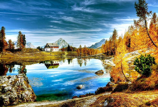 Dolomites, Mountains, Italy, Alpine, View, Hiking