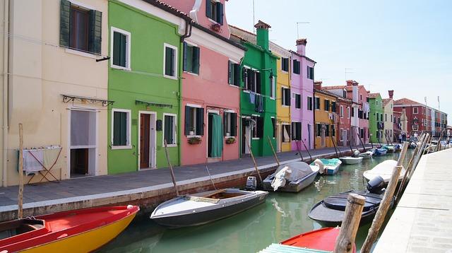 Burano, Italy, Boat